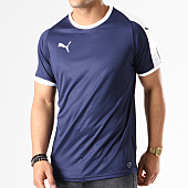 /achat-t-shirts/puma-tee-shirt-liga-jersey-703417-bleu-marine-blanc-141134.html