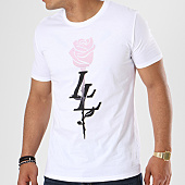 /achat-t-shirts/luxury-lovers-tee-shirt-rose-blanc-141487.html