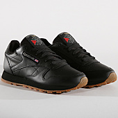 /achat-baskets-basses/reebok-baskets-femme-classic-leather-49804-intense-black-gum-141538.html
