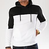/achat-sweats-capuche/aarhon-sweat-capuche-104-bicolore-blanc-noir-141726.html