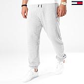 /achat-pantalons-joggings/tommy-hilfiger-jeans-pantalon-jogging-essential-4457-gris-chine-141765.html