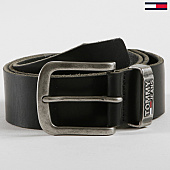 /achat-ceintures/tommy-hilfiger-jeans-ceinture-metal-loop-3491-noir-141814.html