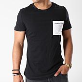 /achat-t-shirts-poche/calvin-klein-tee-shirt-poche-institutional-logo-7841-noir-141992.html