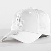 /achat-casquettes-de-baseball/new-era-casquette-satine-femme-los-angeles-dodgers-80580925-blanc-142196.html