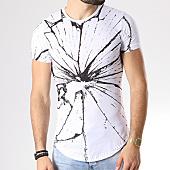 /achat-t-shirts-longs-oversize/classic-series-tee-shirt-oversize-02-blanc-noir-142366.html