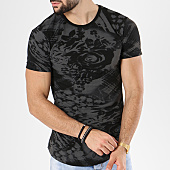 /achat-t-shirts-longs-oversize/classic-series-tee-shirt-oversize-31-noir-floral-142442.html