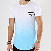 /achat-t-shirts-longs-oversize/mtx-tee-shirt-oversize-patch-brodes-t3167-blanc-degrade-bleu-clair-142493.html