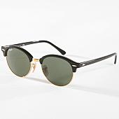 /achat-lunettes-de-soleil/ray-ban-lunettes-de-soleil-clubround-classic-4246-noir-142539.html