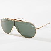 /achat-lunettes-de-soleil/ray-ban-lunettes-de-soleil-rb3597-dore-142665.html