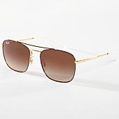 /achat-lunettes-de-soleil/ray-ban-lunettes-de-soleil-rb3588-marron-dore-142699.html