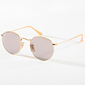 /achat-lunettes-de-soleil/ray-ban-lunettes-de-soleil-round-evolve-3447-dore-gris-142700.html