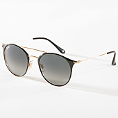 /achat-lunettes-de-soleil/ray-ban-lunettes-de-soleil-rb3546-noir-dore-142711.html
