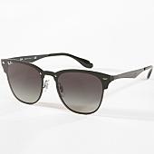 /achat-lunettes-de-soleil/ray-ban-lunettes-de-soleil-blaze-clubmaster-3576n-noir-142731.html