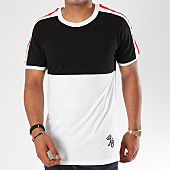 /achat-t-shirts/classic-series-tee-shirt-bandes-brodees-best-blanc-noir-rouge-142804.html