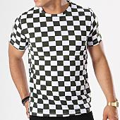 /achat-t-shirts/classic-series-tee-shirt-echec-blanc-vert-kaki-142806.html