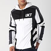 /achat-vestes/nkut-veste-zippee-capuche-jail-blanc-noir-142847.html