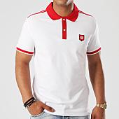 /achat-polos-manches-courtes/celio-polo-manches-courtes-llecup-turquie-blanc-rouge-142914.html