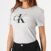 /achat-t-shirts/calvin-klein-tee-shirt-femme-core-monogram-logo-7878-gris-chine-143180.html