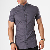 /achat-chemises-manches-courtes/classic-series-chemise-manches-courtes-113-gris-anthracite-143009.html