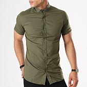/achat-chemises-manches-courtes/classic-series-chemise-manches-courtes-113-vert-kaki-143015.html