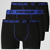 /achat-boxers/freegun-lot-de-3-boxers-coton-bi-stretch-noir-bleu-roi-143046.html