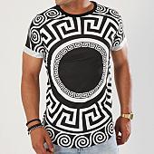 /achat-t-shirts-longs-oversize/uniplay-tee-shirt-oversize-t266-noir-blanc-renaissance-143039.html