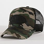 /achat-trucker/von-dutch-casquette-trucker-camou-vert-kaki-noir-camouflage-143103.html