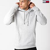 /achat-sweats-capuche/tommy-jeans-sweat-capuche-classics-4468-gris-chine-143398.html