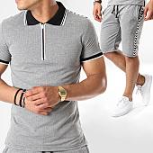 /achat-ensembles-survetement/classic-series-ensemble-polo-manches-courtes-short-jogging-avec-bandes-r18-4259-gris-blanc-143465.html