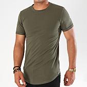 /achat-t-shirts-longs-oversize/uniplay-tee-shirt-oversize-up-t311-vert-kaki-143553.html