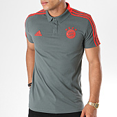 /achat-polos-manches-courtes/adidas-polo-manches-courtes-fc-bayern-mnchen-co-cw7281-gris-anthracite-rouge-143780.html