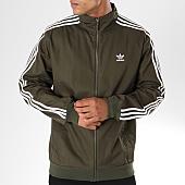 /achat-vestes/adidas-veste-zippee-co-woven-dl8640-vert-kaki-blanc-143799.html