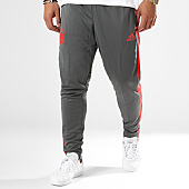 /achat-pantalons-joggings/adidas-pantalon-jogging-bandes-brodees-fc-bayern-mnchen-cw7260-gris-anthracite-rouge-143800.html