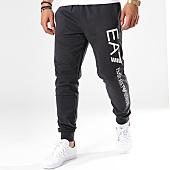 /achat-pantalons-joggings/ea7-pantalon-jogging-8nppc3-pj05z-noir-blanc-143938.html