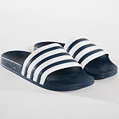 /achat-claquettes-sandales/adidas-claquettes-adilette-g16220-adiblue-white-144009.html