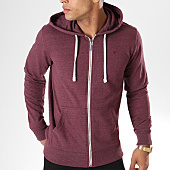 /achat-sweats-zippes-capuche/teddy-smith-sweat-zippe-capuche-gelly-2-bordeaux-chine-144082.html