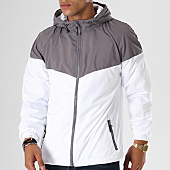 /achat-vestes/urban-classics-veste-zippee-capuche-tb2107-gris-blanc-144042.html