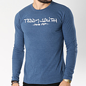 /achat-t-shirts-manches-longues/teddy-smith-tee-shirt-manches-longues-ticlass-3-bleu-marine-chine-144111.html