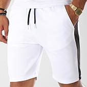 /achat-shorts-jogging/aarhon-short-jogging-210-avec-bande-blanc-noir-144166.html