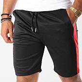 /achat-shorts-jogging/aarhon-short-jogging-210-avec-bande-noir-rouge-144169.html