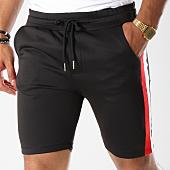 /achat-shorts-jogging/aarhon-short-jogging-211-avec-bandes-noir-blanc-rouge-144172.html