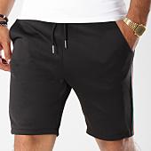 /achat-shorts-jogging/aarhon-short-jogging-210-avec-bandes-noir-vert-kaki-rouge-144175.html