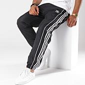 /achat-pantalons-joggings/adidas-pantalon-jogging-bandes-brodees-authentic-dh3848-noir-blanc-144233.html