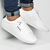 /achat-baskets-basses/le-coq-sportif-baskets-courtset-sport-1820245-optical-white-dress-blue-144554.html