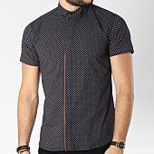 /achat-chemises-manches-courtes/classic-series-chemise-manches-courtes-0118-bleu-marine-camel-144735.html
