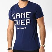 /achat-t-shirts/classic-series-tee-shirt-game-bleu-marine-noir-144763.html