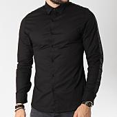 /achat-chemises-manches-longues/classic-series-chemise-manches-longues-avec-bandes-2049-noir-144798.html