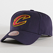 /achat-casquettes-de-baseball/mitchell-and-ness-casquette-team-logo-low-pro-cleveland-cavaliers-violet-144844.html