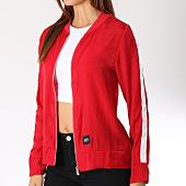 /achat-vestes/sixth-june-parisiennes-veste-zippee-bande-satinee-femme-w3145vja-rouge-145018.html