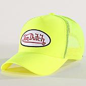/achat-trucker/von-dutch-casquette-trucker-fresh-05-jaune-fluo-144911.html